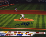 Josh Beckett Signed: Boston Red Sox
