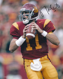 Matt Leinart USC Trojans Action
