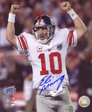 Eli Manning New York Giants - Super Bowl XLII Champions