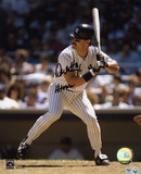 Don Mattingly New York Yankees Hitman Autographed Photo (Hand Signed Collectable)