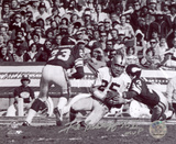 "Fred Biletnikoff Oakl& Raiders with ""Super Bowl VI MVP""  Autographed Photo (H& Signed Collectable)"
