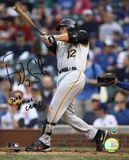 Freddy Sanchez Pirates Batting 2006 NL Batting Champ Autographed Photo (Hand Signed Collectable)