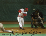 Pete Rose Cincinnati Reds Hit 4192