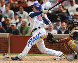 Ryan Theriot Chicago Cubs - vs Pirates Autographed Photo (Hand Signed Collectable)