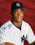 Homer Bush New York Yankees
