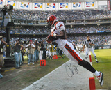 Chad Johnson Cincinnati Bengals Autographed Photo (Hand Signed Collectable)
