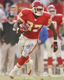 Larry Johnson Kansas City Chiefs Autographed Photo (Hand Signed Collectable)