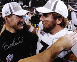Bill Cowher Pittsburgh Steelers - with Roethlisberger