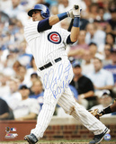 """Geovany Soto Chicago Cubs with """"ROY 08"""" Inscription Autographed Photo (Hand Signed Collectable)"""