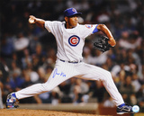 Carlos Marmol Chicago Cubs Autographed Photo (Hand Signed Collectable)