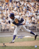 "Fergie Jenkins Chicago Cubs w/ Inscription ""HOF 91"" Autographed Photo (Hand Signed Collectable)"