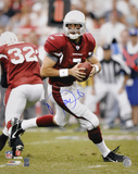 Matt Leinart Arizona Cardinals - Running Autographed Photo (Hand Signed Collectable)
