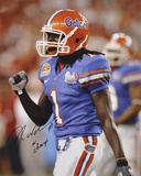 "Reggie Nelson Florida Gators with  ""08 CHAMPS"" Autographed Photo (Hand Signed Collectable)"