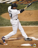 Jermaine Dye Chicago White Sox 2005 WS MVP Autographed Photo (Hand Signed Collectable)