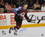 Paul Stastny Colorado Avalanche Autographed Photo (Hand Signed Collectable)