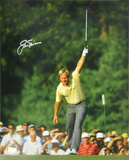 Jack Nicklaus Golf 1986 Masters Victory Autographed Photo (Hand Signed Collectable)