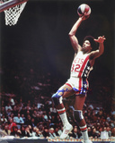 Julius Erving New Jersey Nets  with Dr J Inscription