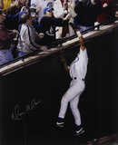 Moises Alou Chicago Cubs Autographed Photo (Hand Signed Collectable)