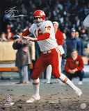 Len Dawson Kansas City Chiefs
