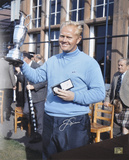 Jack Nicklaus Golf Claret Jug Autographed Photo (Hand Signed Collectable)