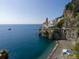 Atrani  Amalfi Coast  UNESCO World Heritage Site  Campania  Italy  Europe