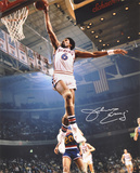 Julius Erving Philadelphia 76ers