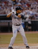 Ivan Rodriguez New York Yankees Autographed Photo (Hand Signed Collectable)