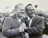 Jack Nicklaus Golf 1965 Masters Presentation Autographed Photo (Hand Signed Collectable)