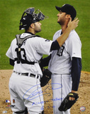 Armando Galarraga Detroit Tigers Almost Perfect 6/2/10 Autographed Photo (Hand Signed Collectable)