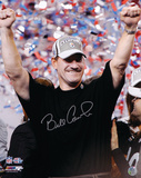 Bill Cowher Pittsburgh Steelers - Hands In Air