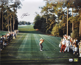 Jack Nicklaus Golf 1986 Masters Off the Tea Autographed Photo (Hand Signed Collectable)
