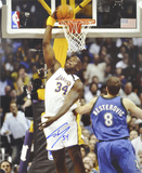 Shaquille O'Neal Los Angeles Lakers  Dunk
