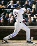 Ryan Theriot Chicago Cubs Autographed Photo (Hand Signed Collectable)