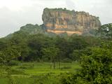 Sigiriya (Lion Rock)  UNESCO World Heritage Site  Central Sri Lanka  Asia