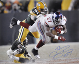 Brandon Jacobs New York Giants Autographed Photo (Hand Signed Collectable)