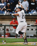 Jim Thome Chicago White Sox - 500th Home Run Action Autographed Photo (Hand Signed Collectable)