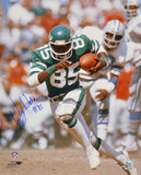 Wesley Walker New York Jets Autographed Photo (Hand Signed Collectable)
