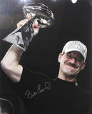 Bill Cowher PittsburgSteelers - Trophy Autographed Photo (Hand Signed Collectable)