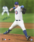 Mark Prior Chicago Cubs Autographed Photo (Hand Signed Collectable)
