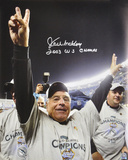 Jack McKeon Florida Marlins 2003 World Series Autographed Photo (Hand Signed Collectable)