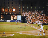 Cal Ripken Jr Baltimore Orioles - 2131 Autographed Photo (Hand Signed Collectable)