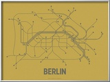 Berlin (Ochre &amp; Gunmetal Gray)
