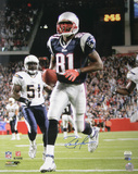 Randy Moss New England Patriots