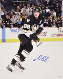 Mario Lemieux PittsburgPenguins Autographed Photo (Hand Signed Collectable)