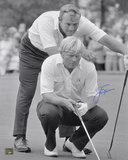 Jack Nicklaus Golf 1973 Ryder Stanley Cup Autographed Photo (Hand Signed Collectable)