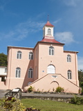 Historic Sharon Morovian Church  Barbados  Windward Islands  West Indies  Caribbean