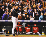 Matt Holliday Colorado Rockies - NLCS Home Run Autographed Photo (Hand Signed Collectable)