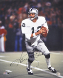 Ken Stabler Oakland Raiders Autographed Photo (Hand Signed Collectable)