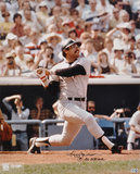 Reggie Jackson New York Yankees with MrOctober  Autographed Photo (Hand Signed Collectable)