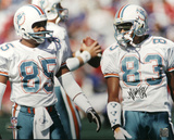 Mark Clayton and Mark Duper Miami Dolphins